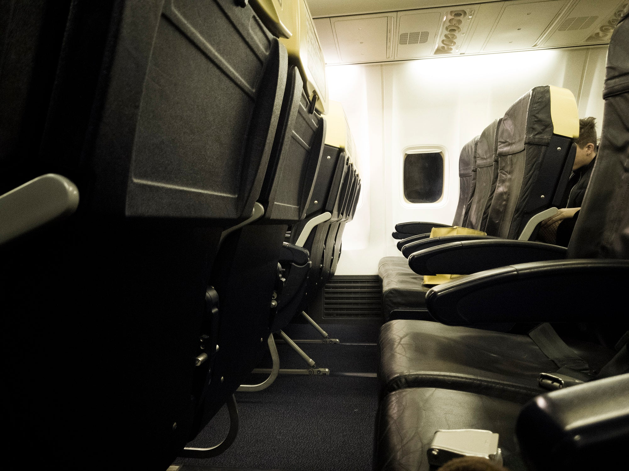 How to Fly comfortably on a budget airline.