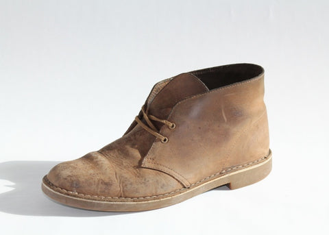 Clark Desert Chukka Leather Boots
