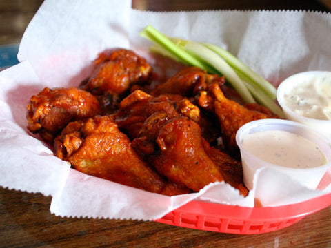 Bird's Nest's Honey BBQ Wings