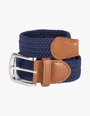 STRETCH BELT NAVY