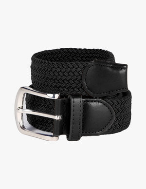 STRETCH BELT BLACK