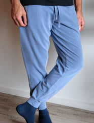 WASHED LIGHT BLUE JOGGER