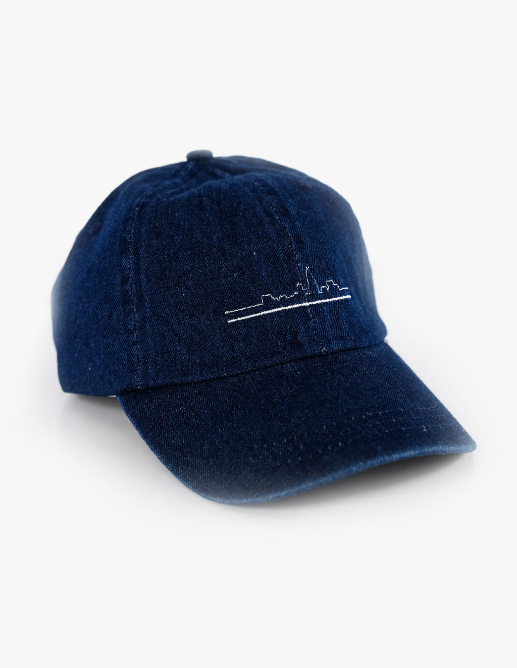 DARK WASH SKYLINE HAT
