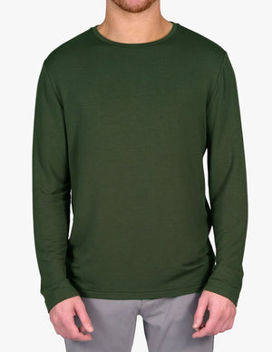 HUNTER CASHMERE LONG SLEEVE