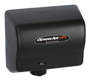 Cold Plasma Clean Extreme Air Hand Dryer Model American Dryer CPC9-BG