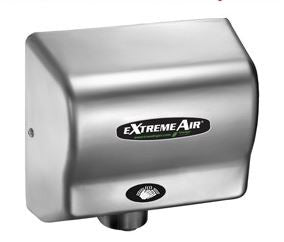 Extreme Air Hand Dryer Model American Dryer GXT9-SS