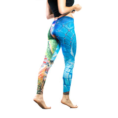 Arizona Sublimation Leggings by The Welch Brothers