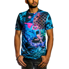 Birth of Athena Sublimation T by The Welch Brothers