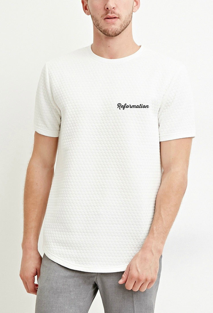 Quilted Tee