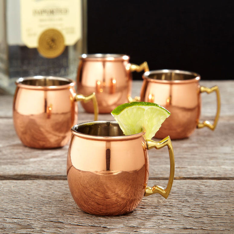 Moscow Mule Shot Glass (Set of 4)