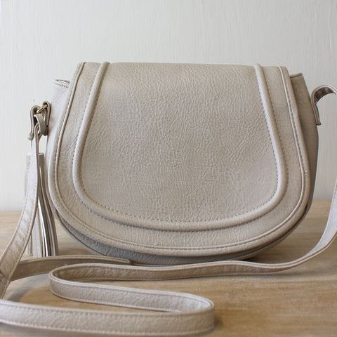 Heather Saddle Bag