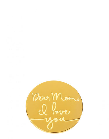 Dear Mom Locket Charm
