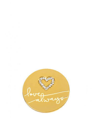 Love Always Locket Charm