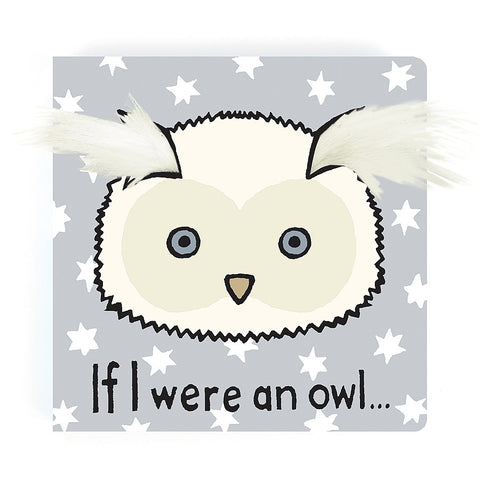 If I Were a Owl Book