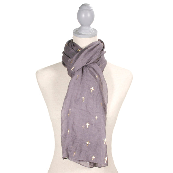 Cross Glamour Scarf
