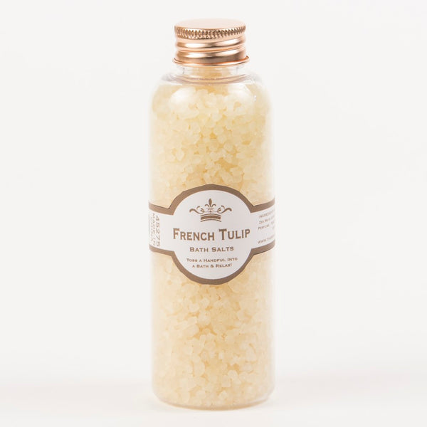 French Tulip Bath Salts