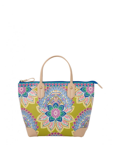 Out to Lunch Lotus Tote