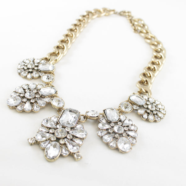 Sophia Crystal Necklace