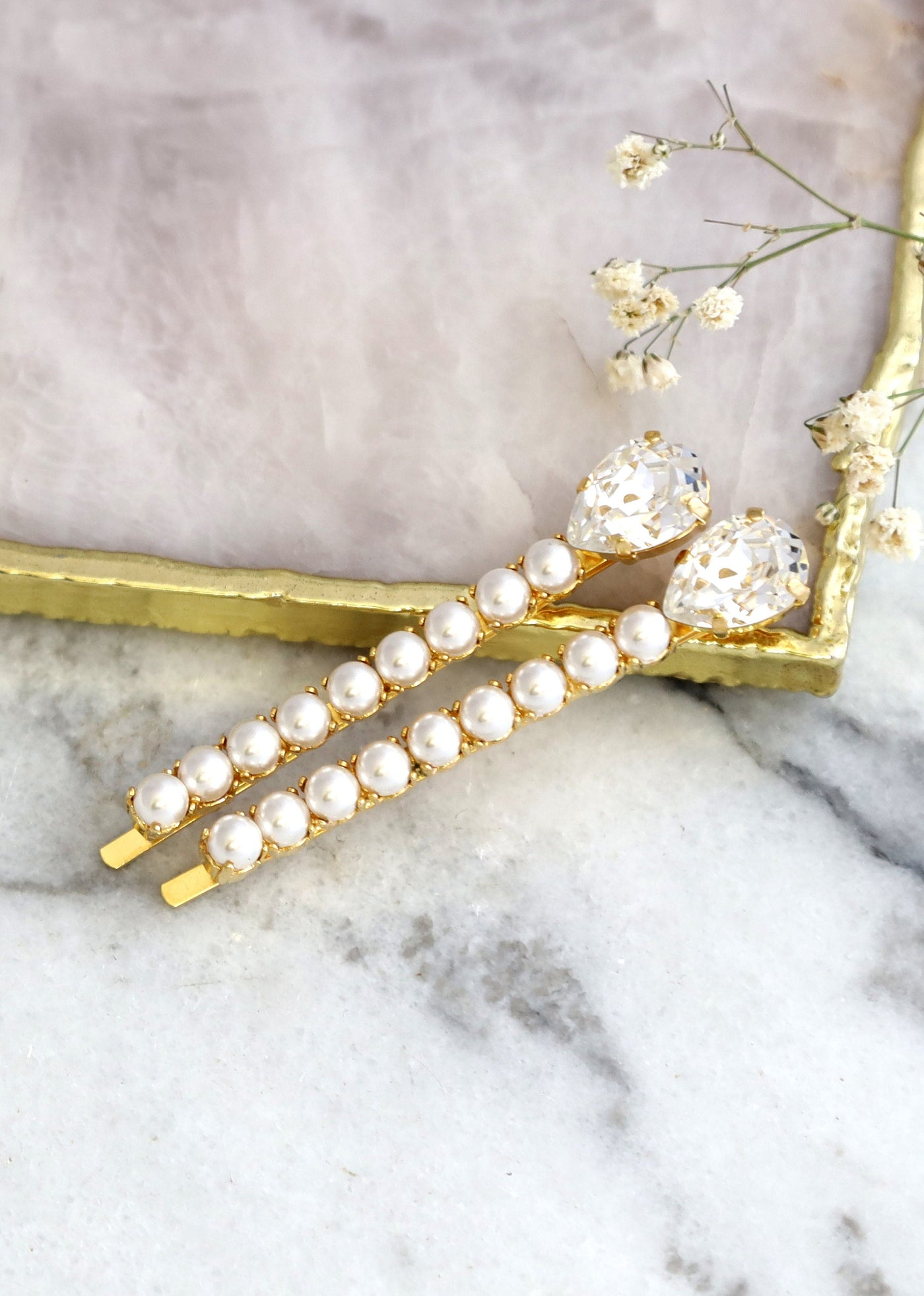 Bridal Pearl Hair Pin, Bridal Swarovski Bobby Pin, Bridal Pearls Bobby Pins, Wedding Hair Jewelry, Crystal Bridal Hair Jewelry, Hair Pin