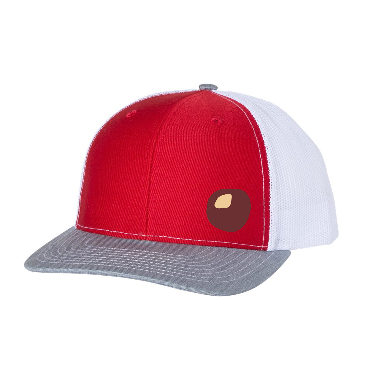 Buckeye Patch Snap Back Hat