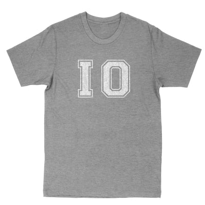 Io Distressed Men's T-Shirt - Clothe Ohio - Soft Ohio Shirts