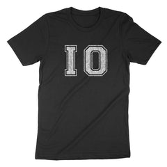 Io Distressed Youth T-Shirt