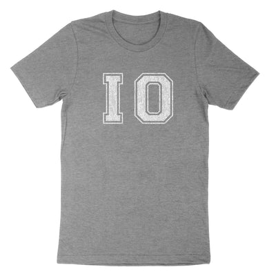 Io Distressed Youth T-Shirt - Clothe Ohio - Soft Ohio Shirts