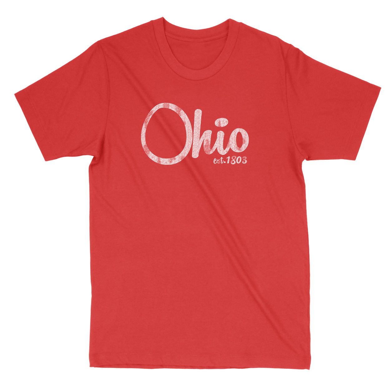 Ohio Est. 1803 Men's T-Shirt - Clothe Ohio - Soft Ohio Shirts