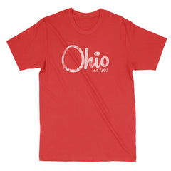Ohio Est. 1803 Men's T-Shirt