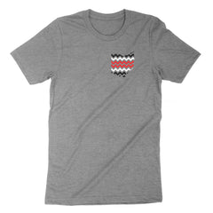 Ohio 3 Stripe Chevron Youth T-Shirt