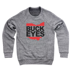 Buck Eyes Dmc Ultra Soft Sweatshirt