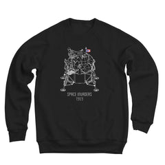 Space Invaders 1969 Men's Ultra Soft Sweatshirt