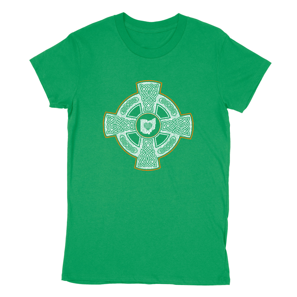 Celtic Crest Ohio Women's T-Shirt