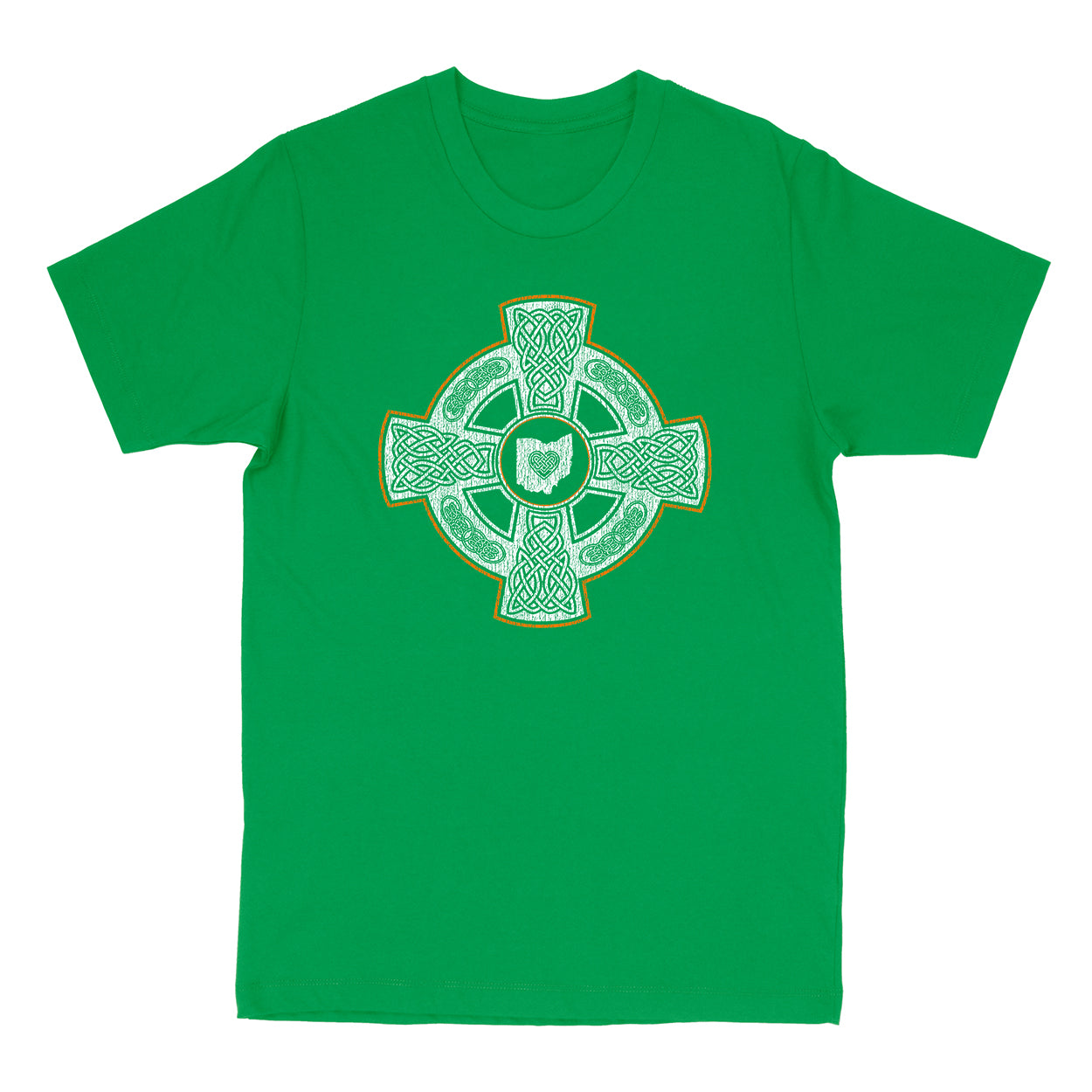 Celtic Crest Ohio Youth T-Shirt