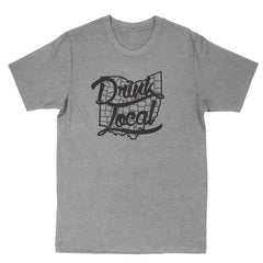 Drink Local Ohio Men's T-Shirt