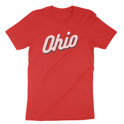 Ohio Vintage Sport Youth T-Shirt - Clothe Ohio - Soft Ohio Shirts