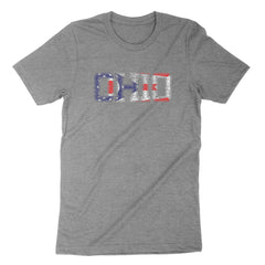 Ohio State Flag Print Youth T-Shirt