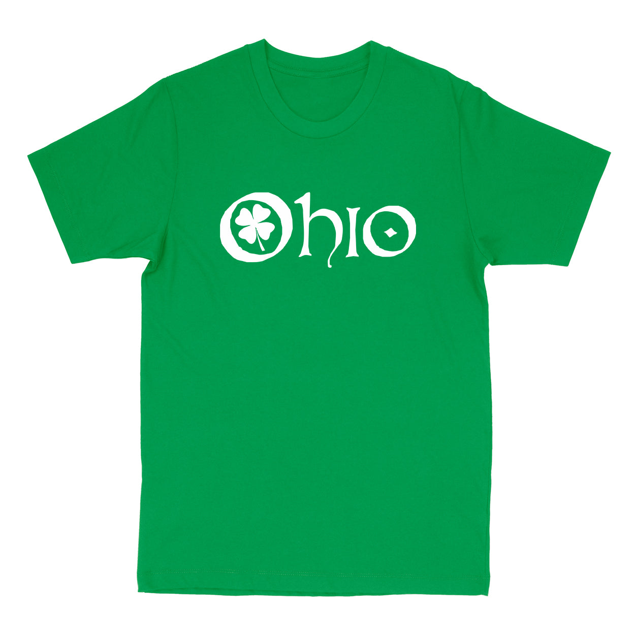 Ohio Clover Youth T-Shirt - Clothe Ohio - Soft Ohio Shirts