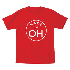 Baby Made In Oh Ultra Soft Toddler T-Shirt