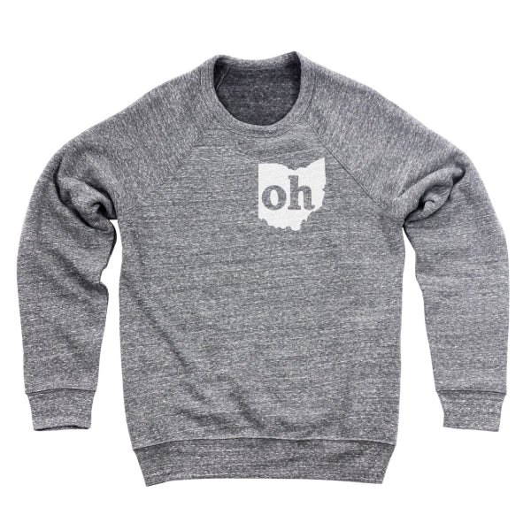 Oh Ohio Couples Outfit Men's Ultra Soft Sweatshirt - Clothe Ohio - Soft Ohio Shirts
