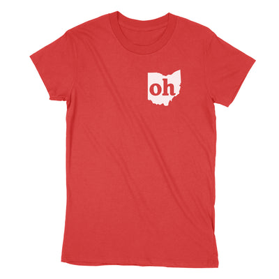 Oh Ohio Couples Outfit Women's T-Shirt - Clothe Ohio - Soft Ohio Shirts