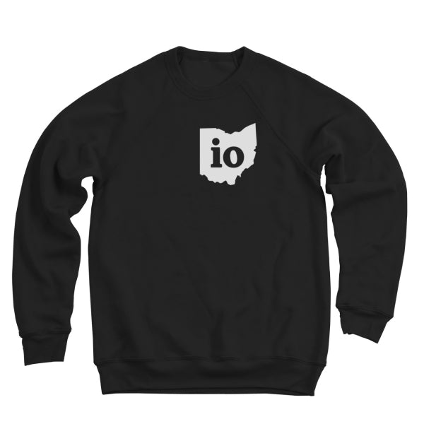 Io Ohio Couples Outfit Men's Ultra Soft Sweatshirt - Clothe Ohio - Soft Ohio Shirts