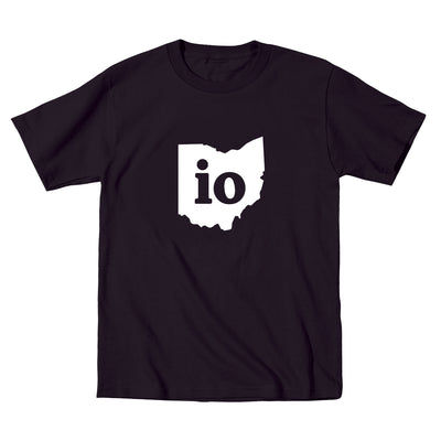 Io Ohio Couples Outfit Ultra Soft Toddler T-Shirt