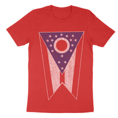 Ohio State Flag Big Youth T-Shirt