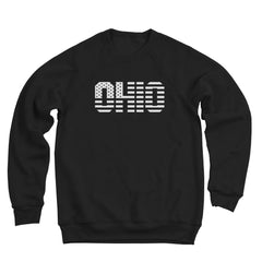 Ohio Stars And Stripes (White) Ultra Soft Sweatshirt