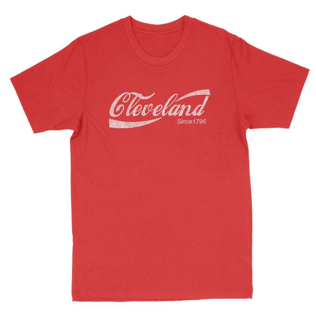 Retro Cleveland Drink Men's T-Shirt