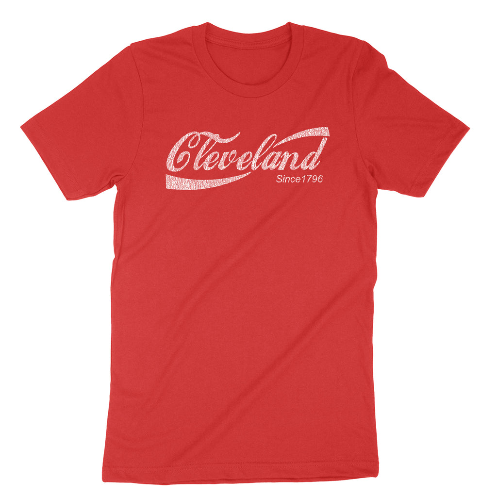 Retro Cleveland Drink Youth T-Shirt - Clothe Ohio - Soft Ohio Shirts