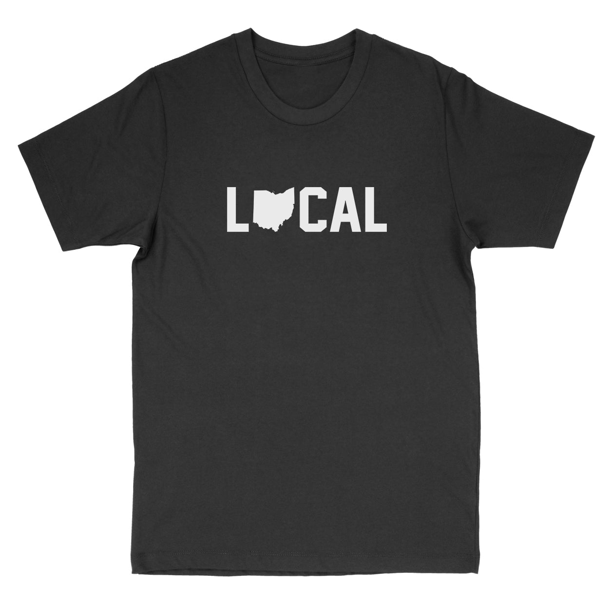 Ohio Local Men's T-Shirt - Clothe Ohio - Soft Ohio Shirts