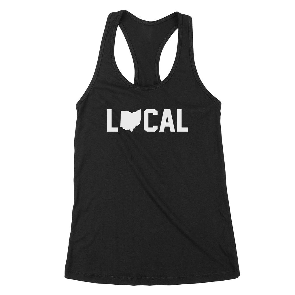 Ohio Local Women's Tank - Clothe Ohio - Soft Ohio Shirts