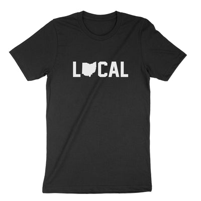 Ohio Local Youth T-Shirt - Clothe Ohio - Soft Ohio Shirts